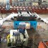 Stahlhochleistungsspeicherladeplatten-Fach-Zahnstangen-Rolle, die Maschine bildet