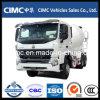 HOWO A7 6*4 371HP 10m3のミキサーのトラック/具体的なミキサーのトラック