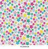 Impresiones hermosas de la transferencia del agua de la flor, película de inmersión hidráulica, película No. F015050X3b de la impresión de PVA