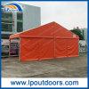 tienda al aire libre anaranjada del banquete de boda del PVC de la anchura de los 8m para el acontecimiento