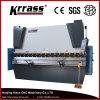 Freio da imprensa da placa e máquina de dobra hidráulicos Wc67k-125t/3200