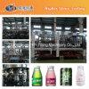 Maquinaria de enchimento da água de soda do frasco de vidro