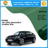 100% pellicole solari della tinta della finestra dell'anti di automobile della finestra dell'autoadesivo UV400 di pelle automobile UV di cura