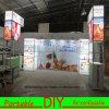 modularer Einfach-Montage 3X3 Aluminiumstrangpresßling-Illuminant helle kastenähnliche Ausstellungs-Bildschirmanzeige