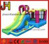 Lustiger Prahler-kombiniertes aufblasbares Schloss-Plättchen für Kinder