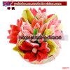 Flor decorativa da flor do casamento da decoração da HOME do favor de partido (G8073)