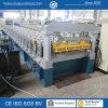 Stahlkonstruktion Matel Dach-Panel-Rolle, die Maschine bildet