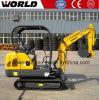 Máquina escavadora pequena de W218 1.8tons Hitachi com peças da máquina escavadora
