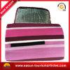 Cobertor plástico do velo do cobertor do saco do PVC do cobertor profissional do piquenique do Roll-up com impressão
