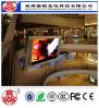 Hoher Bildschirm-Bildschirmanzeige-farbenreicher Innendruckguß der Definition-P4 LED für Stadiums-Leistung