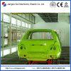 중국 Suli는 코팅 선을%s 차 분말 분사 부스를 공유한다