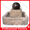 Granite e Marble naturali Stone Ball Fountain