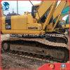 excavatrice hydraulique utilisée par chenille de 40hq-Container-Packing 1.2cbm/22ton 2006~2010 Japon KOMATSU PC220-7
