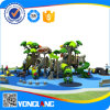 Yl-T067 Kids Big Plastic Slide Playground per Preschool