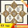 Polierkristallfliese-Fußboden-Wand-Fliesen für Hauptdekoration (TA02)