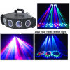 Stage Light를 위한 LED 4PCS Colorful Effect Light