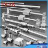 Induction dur et rail en acier d'axe plaqué par chrome/Rods en acier/barres en acier
