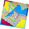 Шарф повелительницы Способа напечатанный Paisley квадратный Silk (HC1315-4)