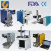 Máquinas de fibra óptica de la marca del laser del precio bajo de la alta calidad para las ventas