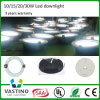2800-6500k LED Downlight for Indoor Application