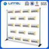 Tesion Fabric Banner Stand Adjustable 갑자기 나타나 Stand (LT-21)