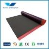 Underlayment reciclable de la espuma de EVA con la película roja (EVA30-4)