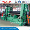 W11S-40X4000 3 Rollers Hydraulic Universal 탄소 Steel Plate Rolling Machine