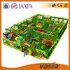 Parque 2015 interno plástico maior do jogo do tema da selva de Vasia