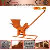 Qmr2-40機械装置を作る手動土のセメントのブロック