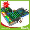 A primeira configuração a mais grande do projeto do parque do Trampoline por Liben em Israel