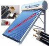 Calefator de água solar pressurizado estojo compato (QAL)