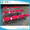 Basketball-Standplatz mit Plastiksitzen, bewegliche Haupttribüne, Stadion-Lagerung