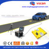 Prison 또는 Hotel 또는 은행 또는 Station/Airprot/School 사용을%s 차량 Screening Under Vehicle Surveillance System AT3000 Under Vehicle Inspection Systems