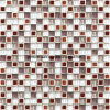 2016 популярное Ice Crackle Ceramic & Glass Wall Mosaic с Square
