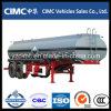 Cimc 2つの車軸オイルタンクのトレーラー