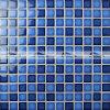 плитка мозаики плавательного бассеина голубой бленды 23X23mm лоснистая керамическая (BCH004)