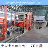 Machine de fabrication de brique Brûler-Libre automatique rentable