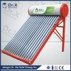 Tubo de vacío integrada Sistema solar del calentador de agua