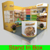 3X3m Upgrade a 3X6m 6X6m 6X9m Portable Modular Exhibition Stands