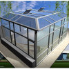 Double Sunroom en aluminium en verre Tempered de Feelingtop pour la villa (arrêt temporaire complet)