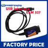 Вяз 327 Scan Tool Software Elm 327 с USB Interface