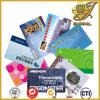 Цветастый лист PVC для карточки
