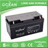 Batería de la larga vida de la buena calidad del océano 12V 65ah