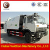 Dongfeng 10cbm Environmental Garbage Compactor Truck