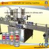 Машина запечатывания жестяной коробки высокой продукции автоматическая