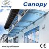 Door Canopy (B900)를 위한 알루미늄 Polycarbonate Canopy
