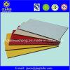 Los paneles de pared de los paneles compuestos de aluminio