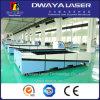 Machine de découpage de fibre optique de laser de commande numérique par ordinateur d'acier inoxydable de refroidissement par eau