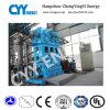 Tres compresor de aire del oxígeno del tornillo de la refrigeración por agua de la etapa de la fila cinco