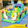 子供の屋内運動場の膨脹可能なスライド(AQ01119)